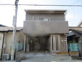 東京都羽村市O邸外装工事