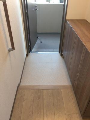 マンション内装衛生設備改修工事