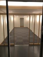 多目的スペース改修工事